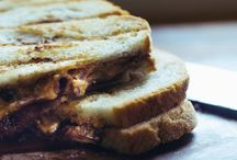 Food - Sandwiches & more / by Brenda Walker