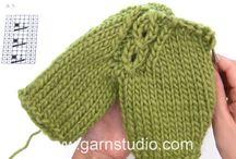 raglan knitting tutorials