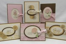 Stampin Up Best of sets