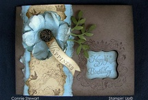 My Stampin' Up Creations / by Connie Stewart - Simply Simple Stamping