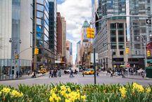 SPRING~SUMMER IN NYC! / by Lu Barrera