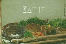 Eat It / Food we love.