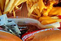 •Fast food•