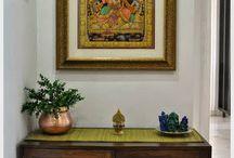 Vaastu Pooja Room Altar / Vaastu, puja, altar