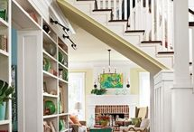 Floors | Walls | Stairs {Home Inspiration} / by Melissa Reich