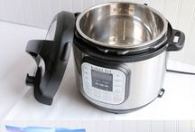 instant pot(electric)