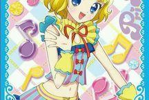 Pretty Rhythm Series / Ohayou minna!! A new series is begin: Kiratto Pri⭐chan! I hope will be fantastic like other series! (/^▽^)/