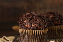 Food photography - Cupcakes and Loafs