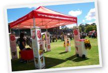 Promotional Signage / http://www.redtomatoes.com.au/promotional/