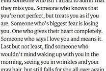 Love quotes & cuteness