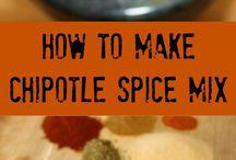 spice mix og sånt