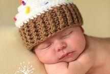 Knitting for newborn