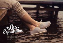 LookBook 4 Las Espadrillas. Коллекция 2014-2015 / LookBook Las Espadrillas 2014-2015