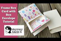 box cards