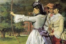 Archery costumes