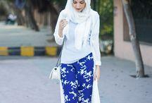 Hijab Street Look