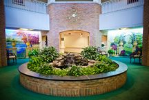 Dock Woods - Community Center and Grounds / Dock Woods is a Continuing Care Retirement Community in Lansdale, PA.