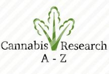 Cannabis Research A-Z / Highlights and important features of the website