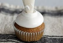 Cupcakes, Frostings, Decorating, OH MY! / by Heather Thetford