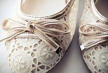 Wedding - Shoe Inspiration / Flats, Heels, Glitter & Glitz! Fashion for your soles!