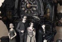 família monstro/família Addams