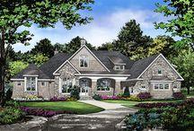 Craftsman Style Homes