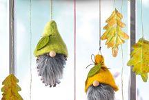 Herbst Winter deko