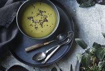 Meals //Seasonal Food Styling Inspiration