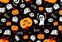 Halloween Prints / let your kitty celebrate Halloween in style!