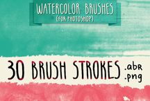 Brush Products from Skillshare Class