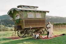 Bodas con encanto - Whimsical weddings