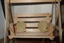 bastoncini legno