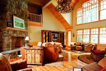 DREAM Home ideas / by Jill-Shawn Zabokrtsky