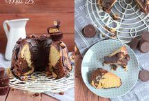 Erdnussbutter Schoko Muffins