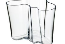 Glass desing from Finland