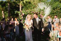 Amanda and Adam: Farm Wedding
