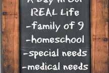 Homeschooling with special needs kids