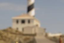 Faro de Favaritx & Gin Xoriguer / Fotografia Karlos Hurtado Copyright © 2012