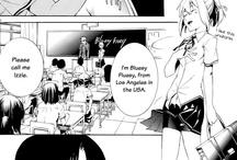 Cool Manga Panels