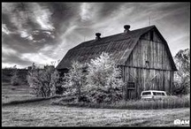 Barn's,Farms and Cabin's / by JD Durrant