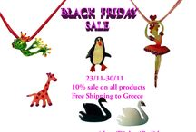 BLACK FRIDAY SALE /  BLACK FRIDAY SALE