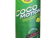 CocoMotion / For yoga, exercise, any kind of sports, CocoMotion provides excellent nutritional benefits for your work out!