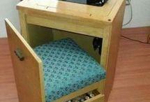 Мебель для мастерской.