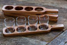 shot glass holders
