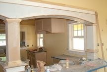 Home remodel / by Amy Rosenkrans