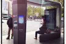 Smart Shelters - Kiosks