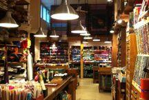 boutiques (à Paris et...)