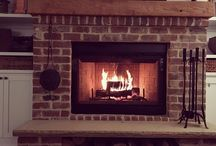 DECOR: FIREPLACE
