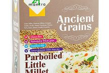 Buy Online 24 Mantra Ancient Grains Parboiled Little Millet from USA