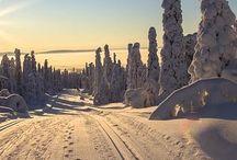 Travelling Around Finland